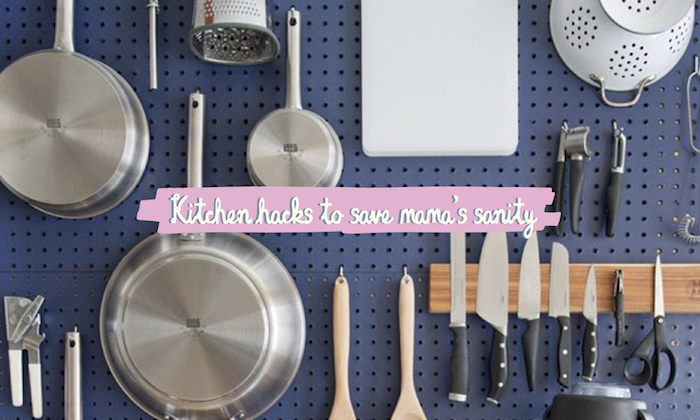 10 Time Saving Kitchen Hacks For Every Sassy Mama